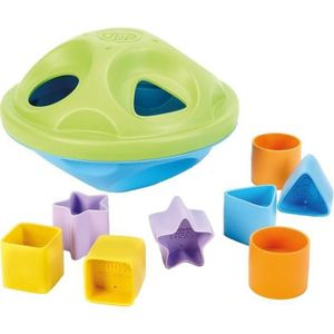 GREEN TOYS - Boite ? Formes NEW