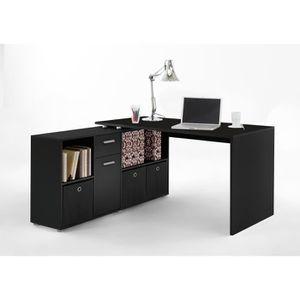 Bureau meuble d 39 angle de bureau achat vente bureau - Grand bureau d angle ...