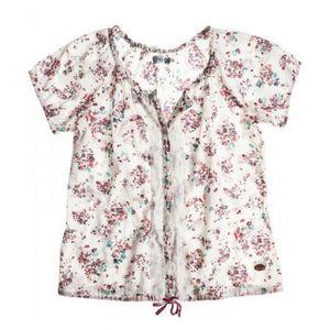 CHEMISE - CHEMISETTE chemise roxy tahiti flower...