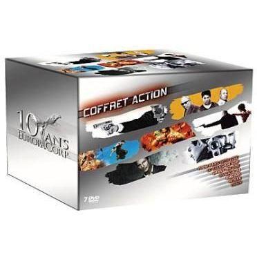 dvd le meilleur de l 39 action transporteur on en dvd film pas cher cdiscount. Black Bedroom Furniture Sets. Home Design Ideas