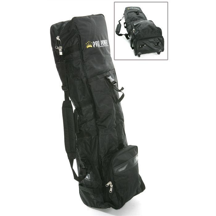 housse voyage pro power deluxe achat vente sac de golf