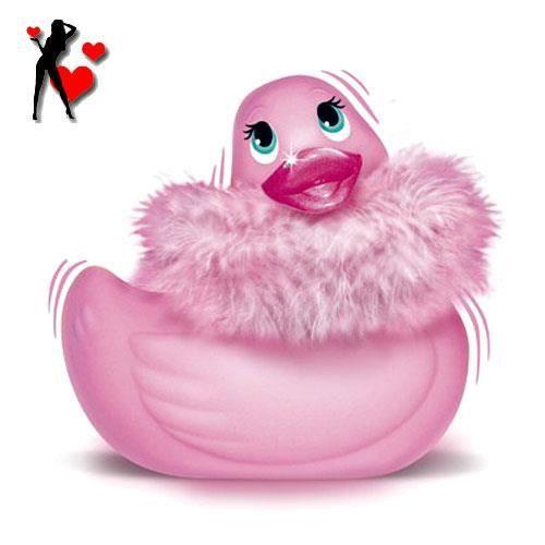 pret a porter boutique erotique grand canard rose vibrant massage sexe clitoris f auc.