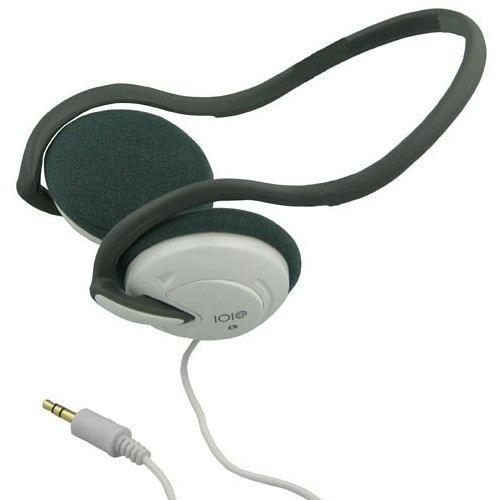 casque audio blanc tour de cou casque couteur prix pas cher cdiscount. Black Bedroom Furniture Sets. Home Design Ideas