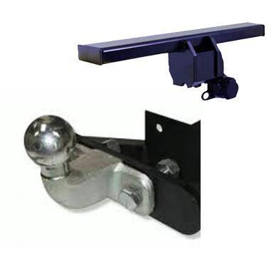 attelage remorque plaque frontale d montable avec outils atnor 2278d achat vente attelage. Black Bedroom Furniture Sets. Home Design Ideas