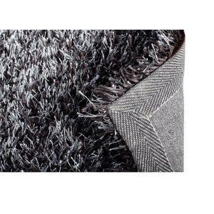 tapis gris argent achat vente tapis gris argent pas cher soldes cdiscount. Black Bedroom Furniture Sets. Home Design Ideas