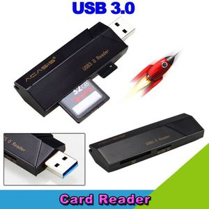 LECTEUR DE CARTE EXT. Lecteur de carte Fonction multinationale USB3.0 SD
