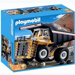 UNIVERS MINIATURE Playmobil Tombereau géant 4037
