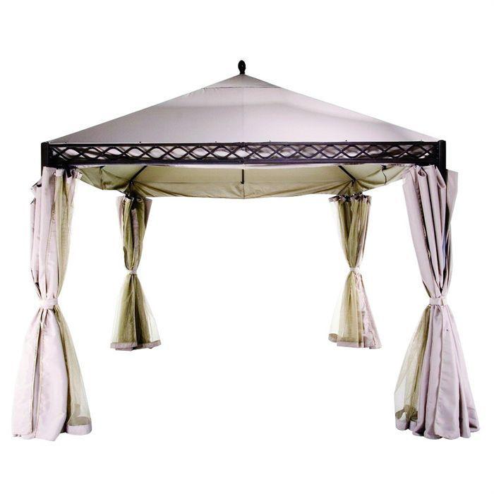 tonnelle ibiza achat vente tonnelle barnum. Black Bedroom Furniture Sets. Home Design Ideas