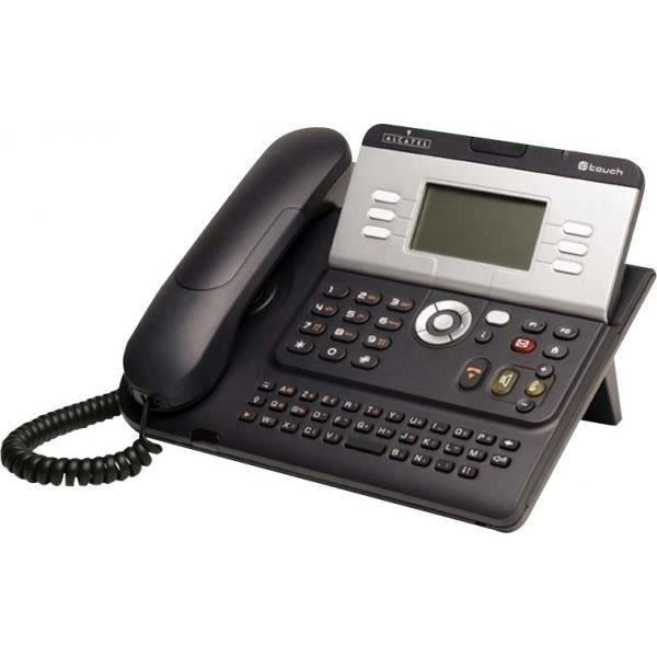 alcatel 4028ee ip touch t l phone voip poe pour achat t l phone fixe pas cher avis et. Black Bedroom Furniture Sets. Home Design Ideas