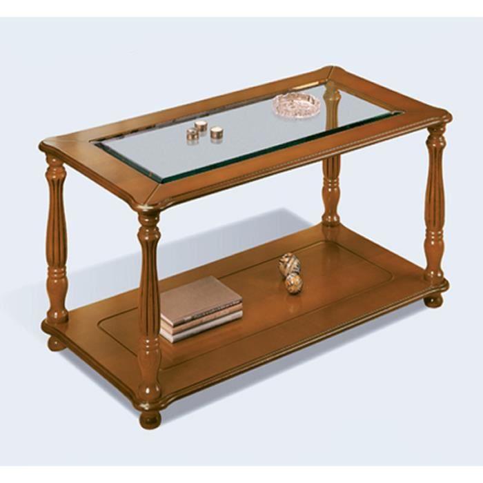 table basse verre 50 x 100. Black Bedroom Furniture Sets. Home Design Ideas