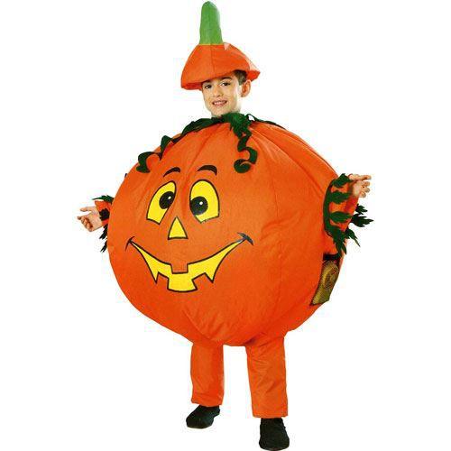 dguisement panoplie dguisement citrouille gonflable enfant halloween