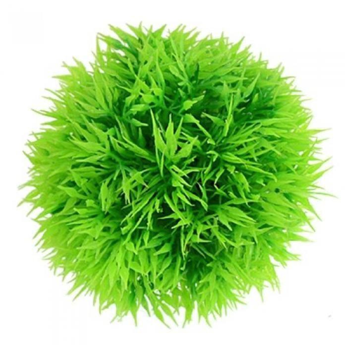 Sourcingmap plante d corative en forme de boule pour for Plante decorative jardin