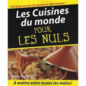Livre cuisine pour les nuls for Livre de cuisine pour les nuls