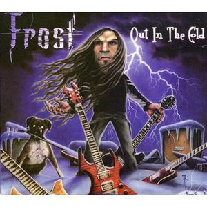 CD HARD ROCK - MÉTAL Jack Frost - Out in the Cold