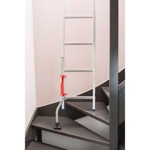 echelle simple 2 3m achat vente echelle simple 2 3m pas cher cdiscount. Black Bedroom Furniture Sets. Home Design Ideas