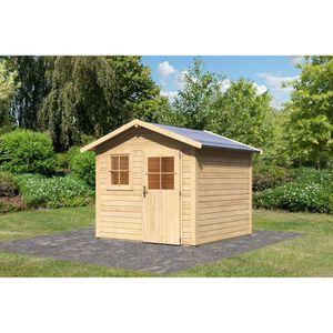Chalet en bois 5m2 achat vente chalet en bois 5m2 pas for Abri de jardin bois moins de 5m2