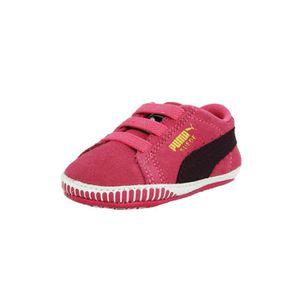 BASKET Puma SUEDE CRIB Chaussures Mode Sneakers Bebe Cuir