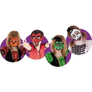 masque pour halloween enfant achat vente jeux et. Black Bedroom Furniture Sets. Home Design Ideas