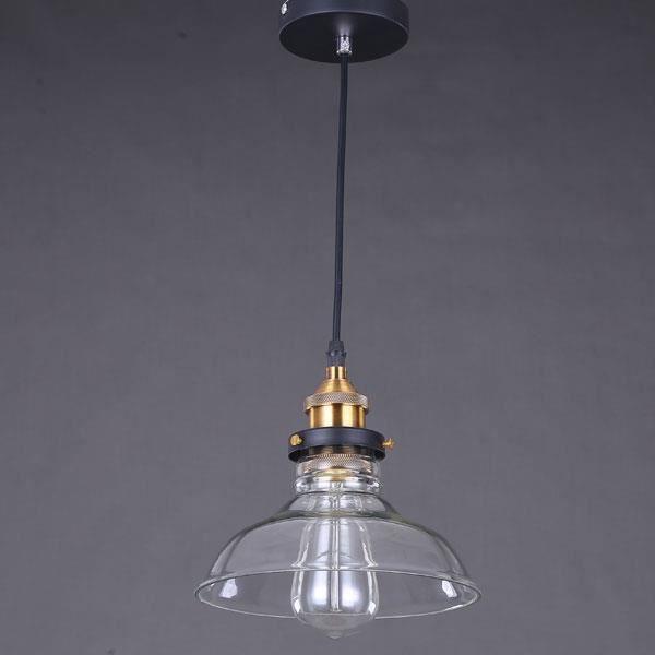 lustre suspension designe simple abat jour de la forme de. Black Bedroom Furniture Sets. Home Design Ideas