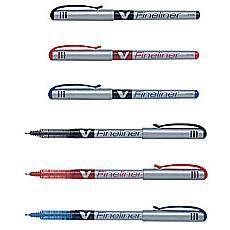 stylo feutre pointe fine