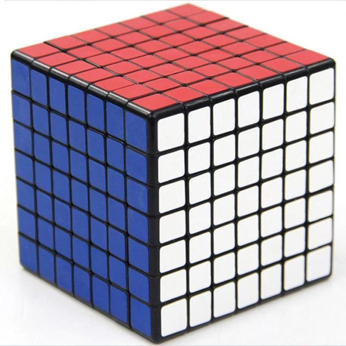 3d puzzle adulte junior magique rubiks cube 7x7x7 cube. Black Bedroom Furniture Sets. Home Design Ideas