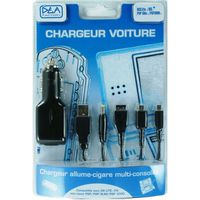 CHARGEUR VOITURE MULTI-CONSOLE