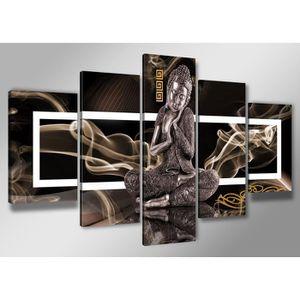 tableau toile achat vente tableau toile pas cher cdiscount. Black Bedroom Furniture Sets. Home Design Ideas