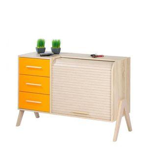 rideaux porte entree achat vente rideaux porte entree pas cher cdiscount. Black Bedroom Furniture Sets. Home Design Ideas