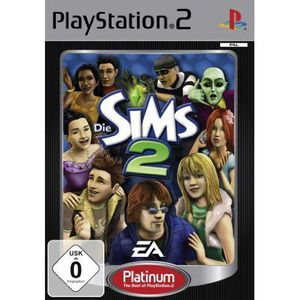JEU PS2 Die Sims 2 [import allemand]