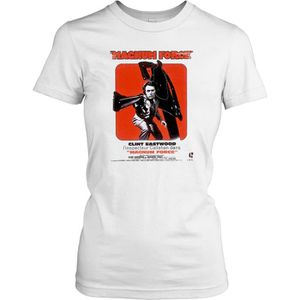 T-SHIRT Femmes t-shirt DTG Print - Magnum Force - French F