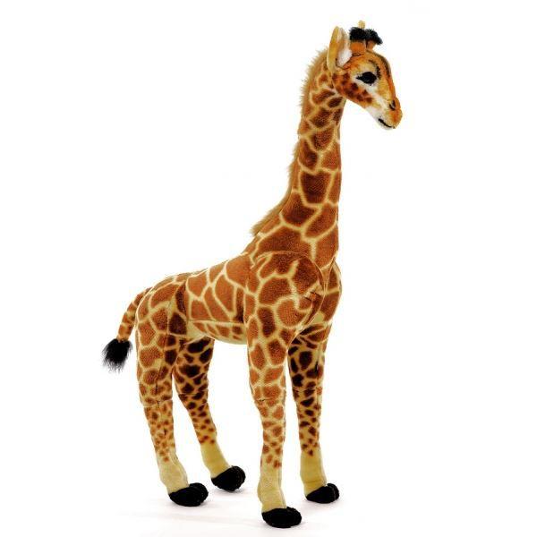 grande peluche girafe mod le xl hauteur 90cm achat vente peluche cadeaux de no l cdiscount. Black Bedroom Furniture Sets. Home Design Ideas