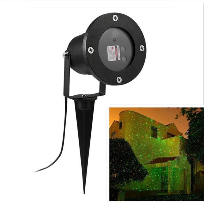 Projecteur laser d coratif lumi re toile jardin for Laser projecteur