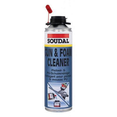 Nettoyant mousse polyurethane standard soudal achat vente joint d 39 ta - Mousse agglomeree polyurethane ...