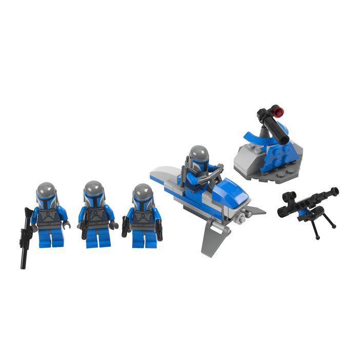 Mandalorian battle pack- 7914- Star Wars