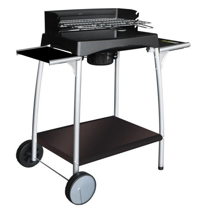 isy fonte 55 barbecue charbon en fonte 53 x 32 cm achat. Black Bedroom Furniture Sets. Home Design Ideas