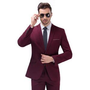costume homme slim achat vente costume homme slim pas cher les soldes sur cdiscount. Black Bedroom Furniture Sets. Home Design Ideas