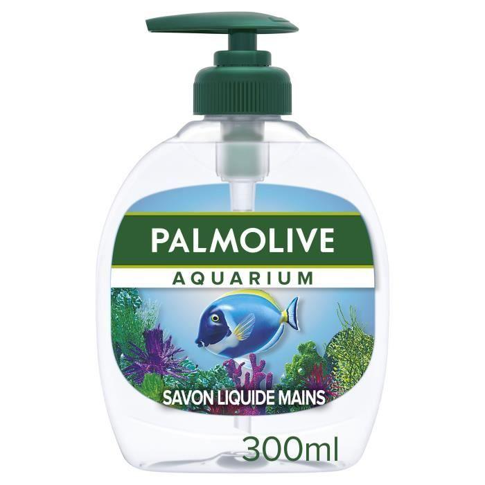 Palmolive savon liquide aquarium 300ml achat vente gel for Vendeur aquarium
