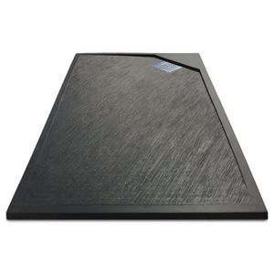 receveur de douche achat vente receveur de douche pas cher cdiscount. Black Bedroom Furniture Sets. Home Design Ideas