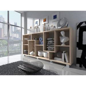 biblioth que etag re cube achat vente biblioth que etag re cube pas cher les. Black Bedroom Furniture Sets. Home Design Ideas