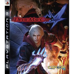 DEVIL MAY CRY 4 / JEU CONSOLE PS3