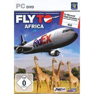 JEU PC FLY TO AFRICA / Jeu PC