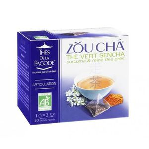 THÉ Zou Cha - 30 infusettes