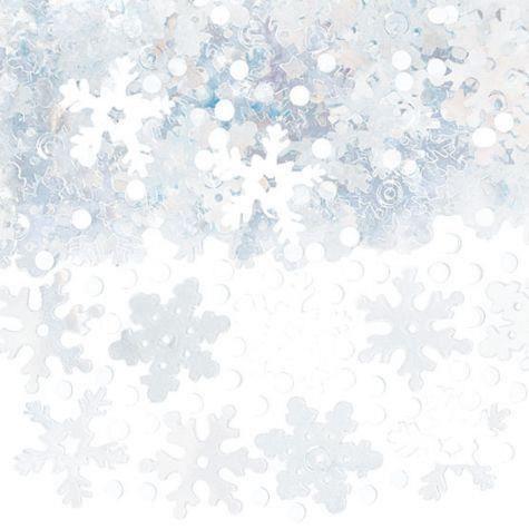 confettis flocons de neige d coration de noel achat vente confettis cdiscount. Black Bedroom Furniture Sets. Home Design Ideas