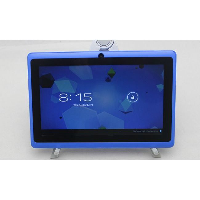 tablette tactile 7 pouces 512mo 4hdd double cam ra achat. Black Bedroom Furniture Sets. Home Design Ideas