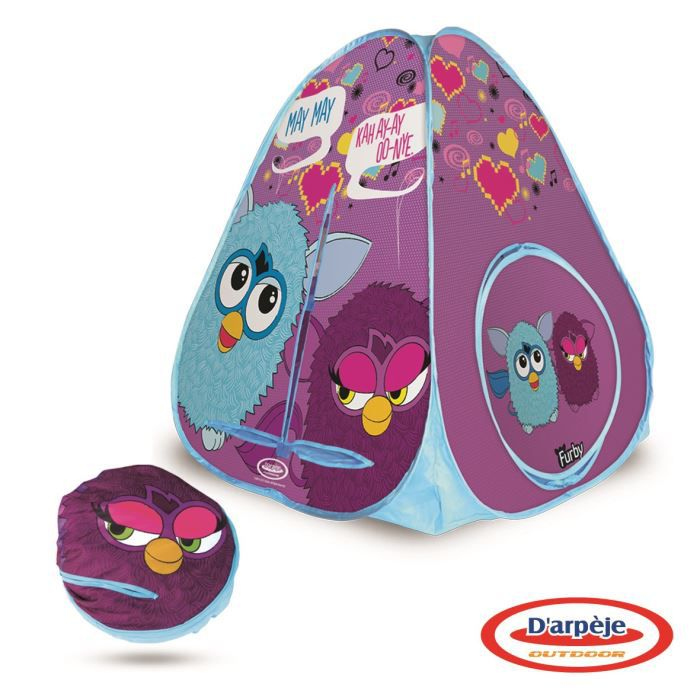 furby tente pop up achat vente tente tunnel d 39 activit cdiscount. Black Bedroom Furniture Sets. Home Design Ideas