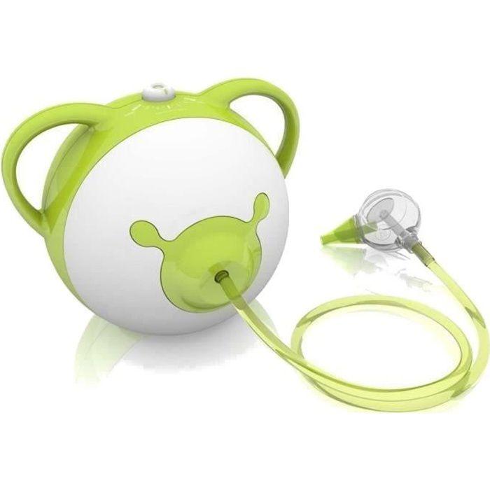 MOUCHE-BÉBÉ NOSIBOO Mouche bébé électrique vert