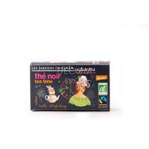Infusettes de Thé noir Tea time - boîte 36g