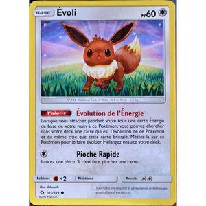 Evoli carte pokemon achat vente jeux et jouets pas chers - Evoli blanc 2 ...