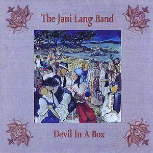 CD MUSIQUE DU MONDE Jani Lang Band - Devil in a Box