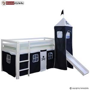 meuble tour de lit achat vente meuble tour de lit pas cher soldes cdiscount. Black Bedroom Furniture Sets. Home Design Ideas